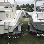 Cobia vrs Tidewater 210