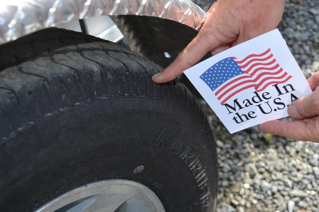Made in the U.S.A. 9